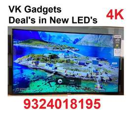 "Great dhamaka sale offer 50"" 4k full UHD LED with Bluetootho on sale"
