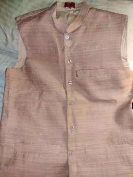 Nehru jackets & Long Kurtas Silk Jacquard, Zari, ..upto 50% Off