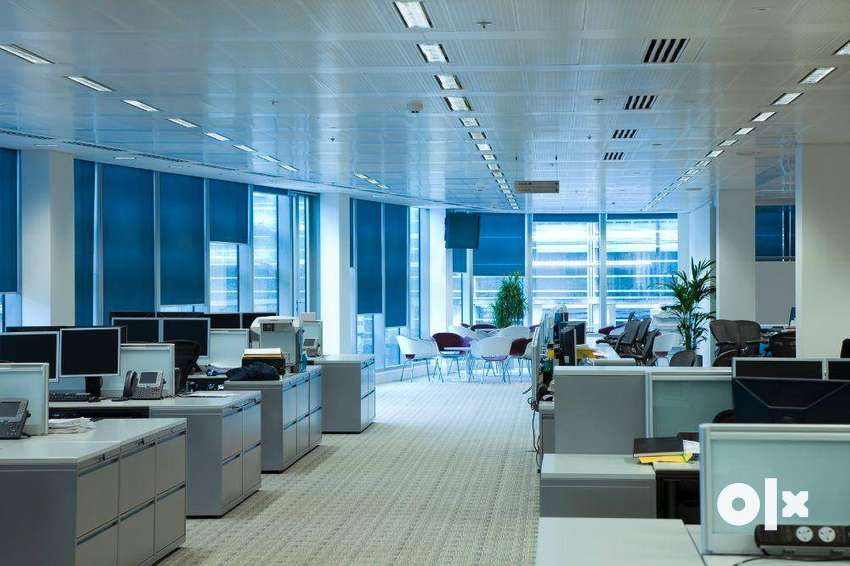Spacious office in Wakad. 0