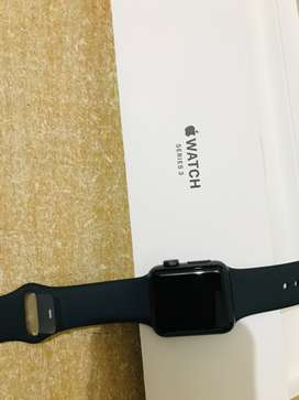 IWATCH Series 3 38mm(Space Grey)