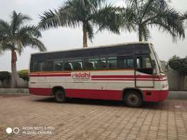 Eicher bus volvo body, turbo engine running condition new tire