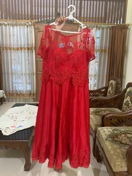 Dress Ibu Hamil full payet