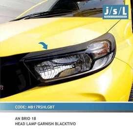 Garnish Depan All New Brio 18 || Kikim Variasi VETERAN -1