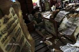 Produsen Kaligrafi Kulit Kambing Siap Kirim Ke Kaliwungu Semarang