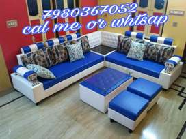 Brand new 5 seater sofa with 5 years warranty.