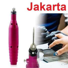 Electric Nail Drill Grinding Manicure Machine Mesin Kikir Amplas Kuku
