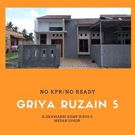 Rumah Murah 2 Unit Lagi Didalam Komplek Rispa Medan Johor