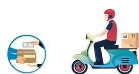 urgently wanted E-kart delivery executives