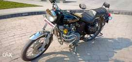 Well maintain Royal Enfield Electra Mint condition
