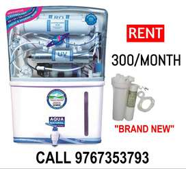Rent RO+UV+UF+TDS controller start at just 300/month