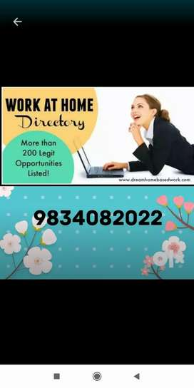 This job is very special no Boss no time limit