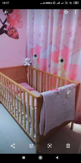 Mother care cot
