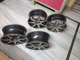 New alive wheel with good condition
