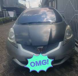 Honda All New Jazz S Matic 2008/2009 AG Kediri Kota