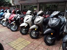 Down payment 2000 Activa  don't miss offer EMI option 2 years 3 years