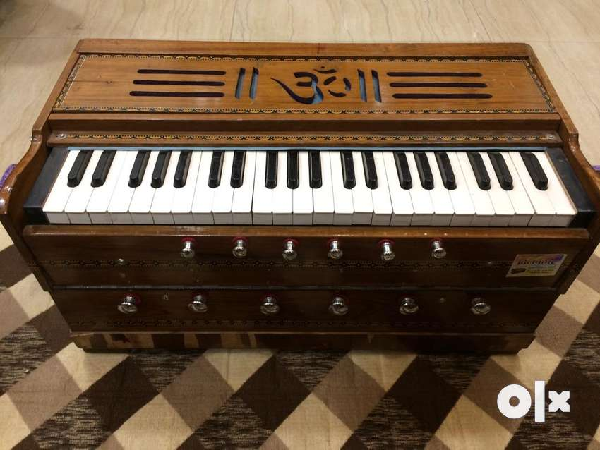 Antique German Jubilate Harmonium 0
