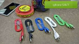 Kabel Charger iphone 5/6/7