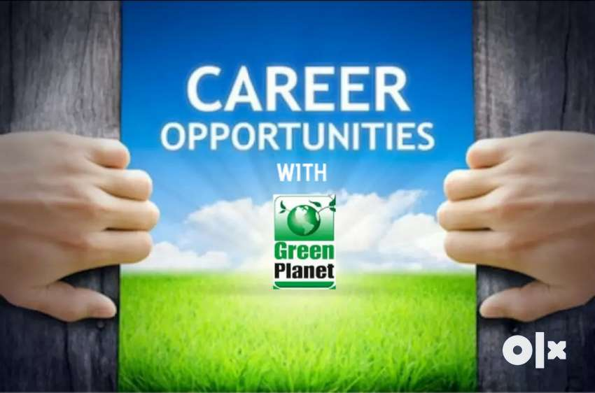 BEST CAREER OPPORTUNITY WITH OUR MISSION SAVE THE MOTHER EARTH 0