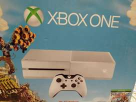 X box one  new condition