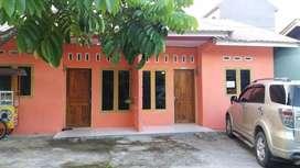 Disewakan/Dikontrakkan rumah Harapan raya, jl.kelapa sawit, bukit raya