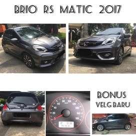 Brio Rs Matic 2017