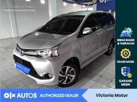 [OLX Autos] Toyota Avanza Veloz 2017 1.5 AT Automatic Bensin Silver