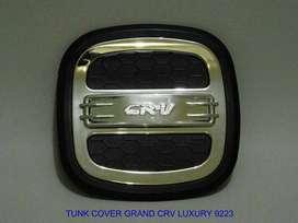 AN CR-V > > Tank Cover Luxury hitam > > kikim veteran -1