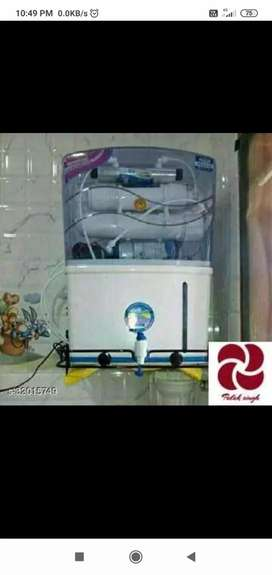 R.o water purifier system with 2 year warranty
