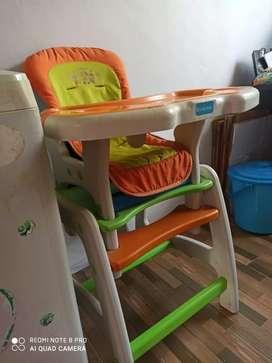 Kursi makan bayi / high chair