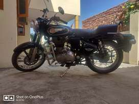 Bullet 500 12000 km good condition