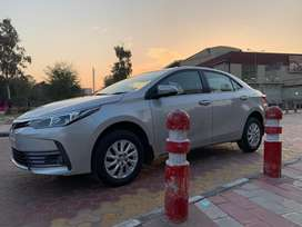 Toyota Corolla Altis 1.8 G Automatic, 2018, Petrol