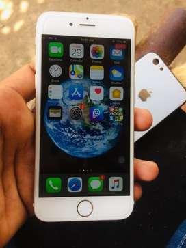 I phone 6 128 gb Gold