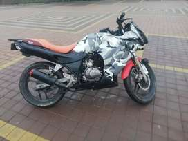 Lifan crown bike heavy bike shape