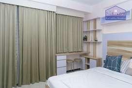sewa murah apartemen gateway pasteur harian mingguan bulanan