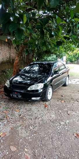 Corolla altis AT 2002