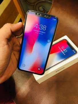 Apple Iphone X 64GB Complete 10/9.5 Aproved