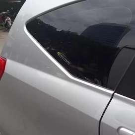 Kaca Film Mobil Sparta Merk Paten sudah anti gores Garansi 1 tahun