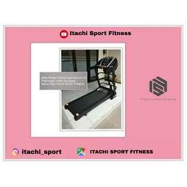 Treadmill Elektrik Series Moscow M1 1189 ( COD Salatiga  )
