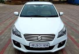 Maruti Suzuki Ciaz VDi SHVS Optional, 2016, Diesel