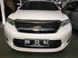 Toyota Harrier 2.0 Premium advance JBL audio A/T 2015