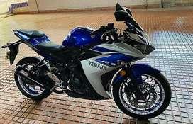 Yamaha R3 Non ABS 2016