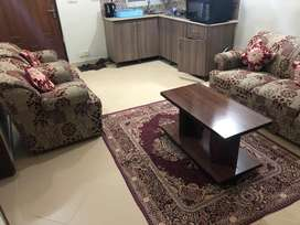 Furnished apartment for Rent E-11 one night 4000/-