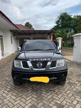 Dijual nissan NAVARA LE 2009 4x4 diesel, mobil gagah murah!!!