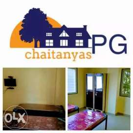 Gents PG Near Mantri@Business @4500 With All Facilities Included