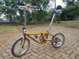 Dahon Dabike Da Bike