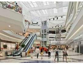 आवश्यकता है शॉपिंग मॉल में लड़के लड़कियां तो यह अर्जेंट हायरिंग।