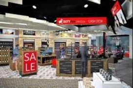 Retail in Airport Terminal-3  Vacancies  CSA