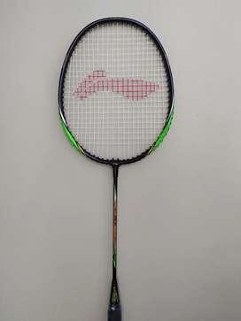 Brand New Li - Ning Badminton Racquet / Cover / Shuttle Cork