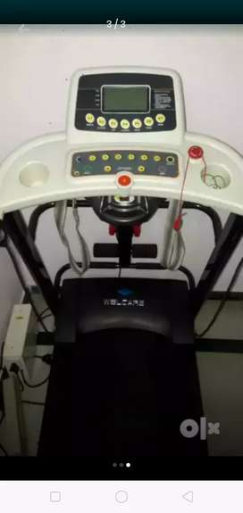Tmt tried mill machine