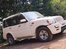 Mahindra Scorpio 2008 model good condition diesel chirahula Mandir ke